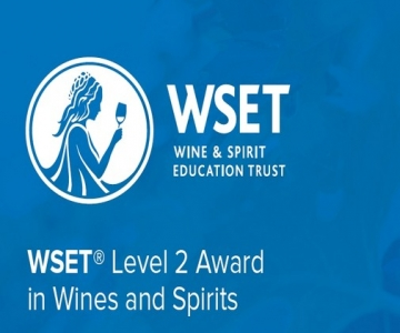 24 JUNE 2020: WSET LEVEL 2 - Award in Wines and Spirits